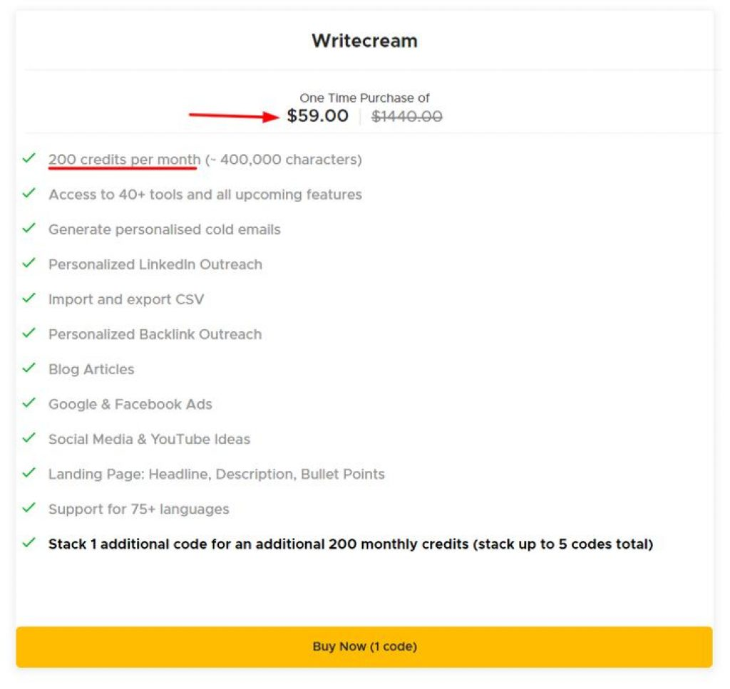 WriteCream review- Is It Best Al Content Writing Tool for Emails, Ads & Posts!